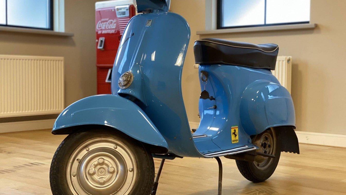 Vespa 50S Piaggio