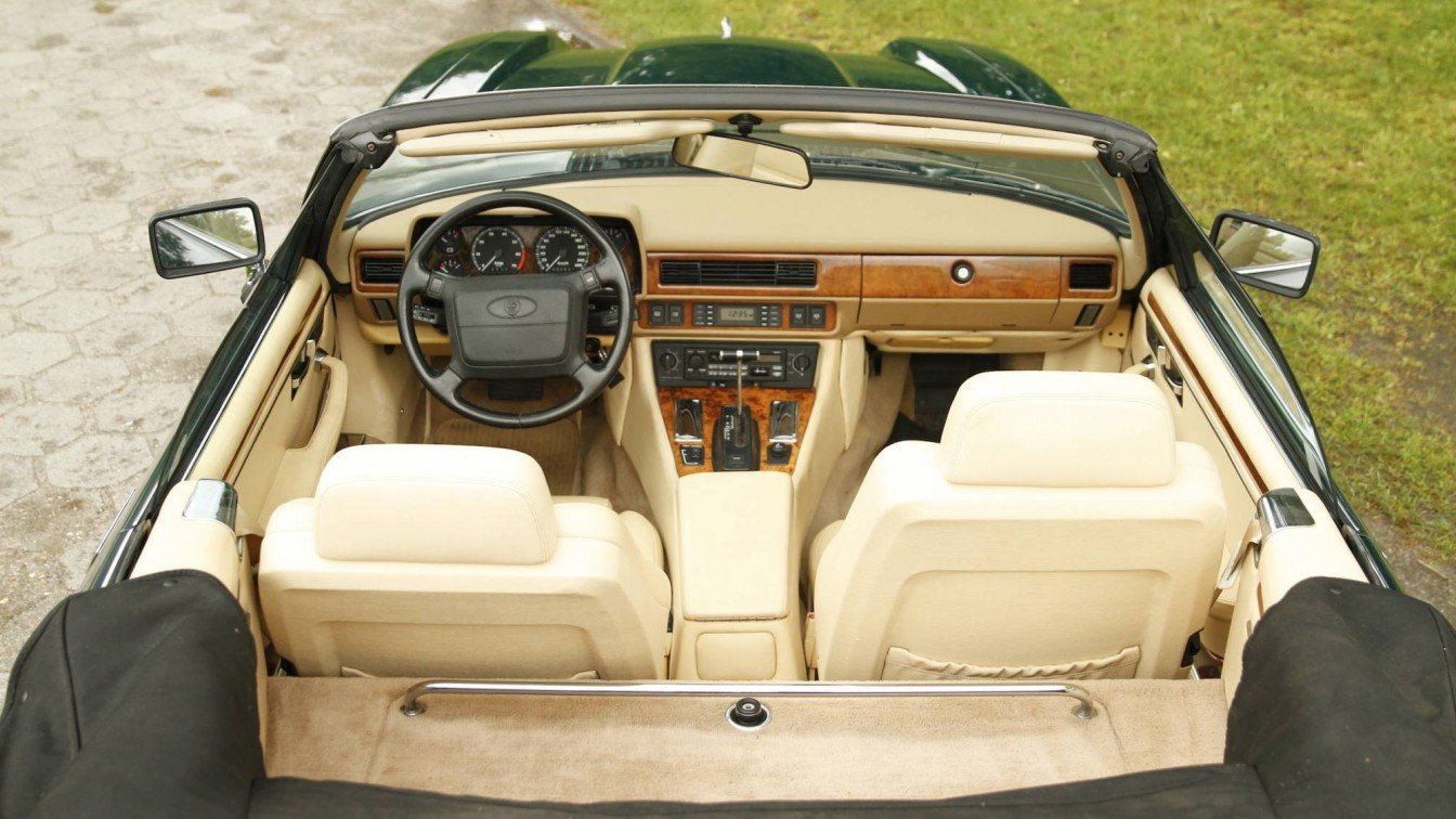 Jaguar XJS 4.0 Convertible