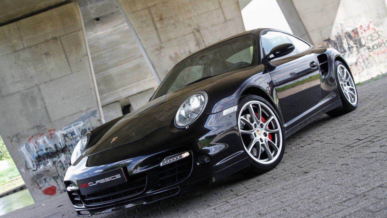Porsche 911 997 Turbo Coupé