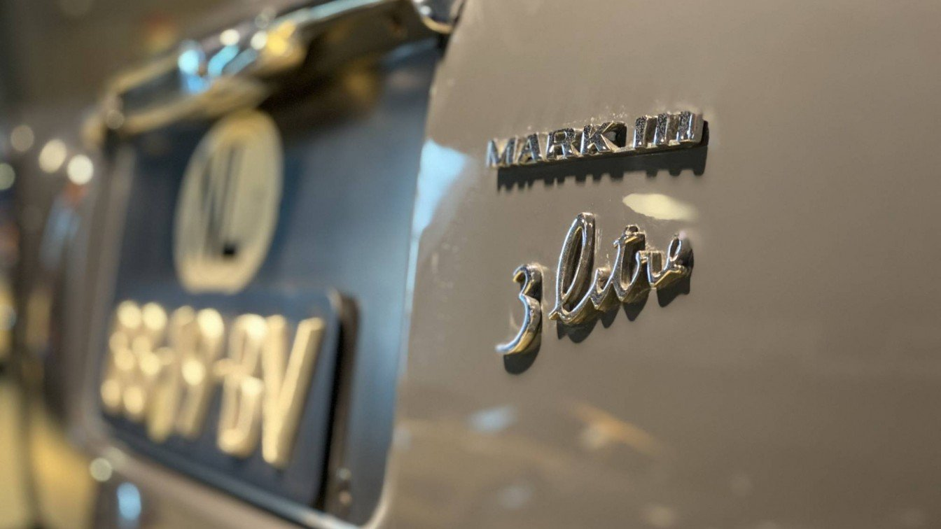 Rover P5 3.0 MK3 Saloon