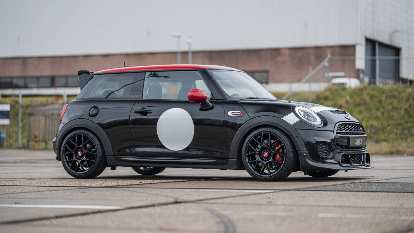 Mini John Cooper Works Chili F56 2.0