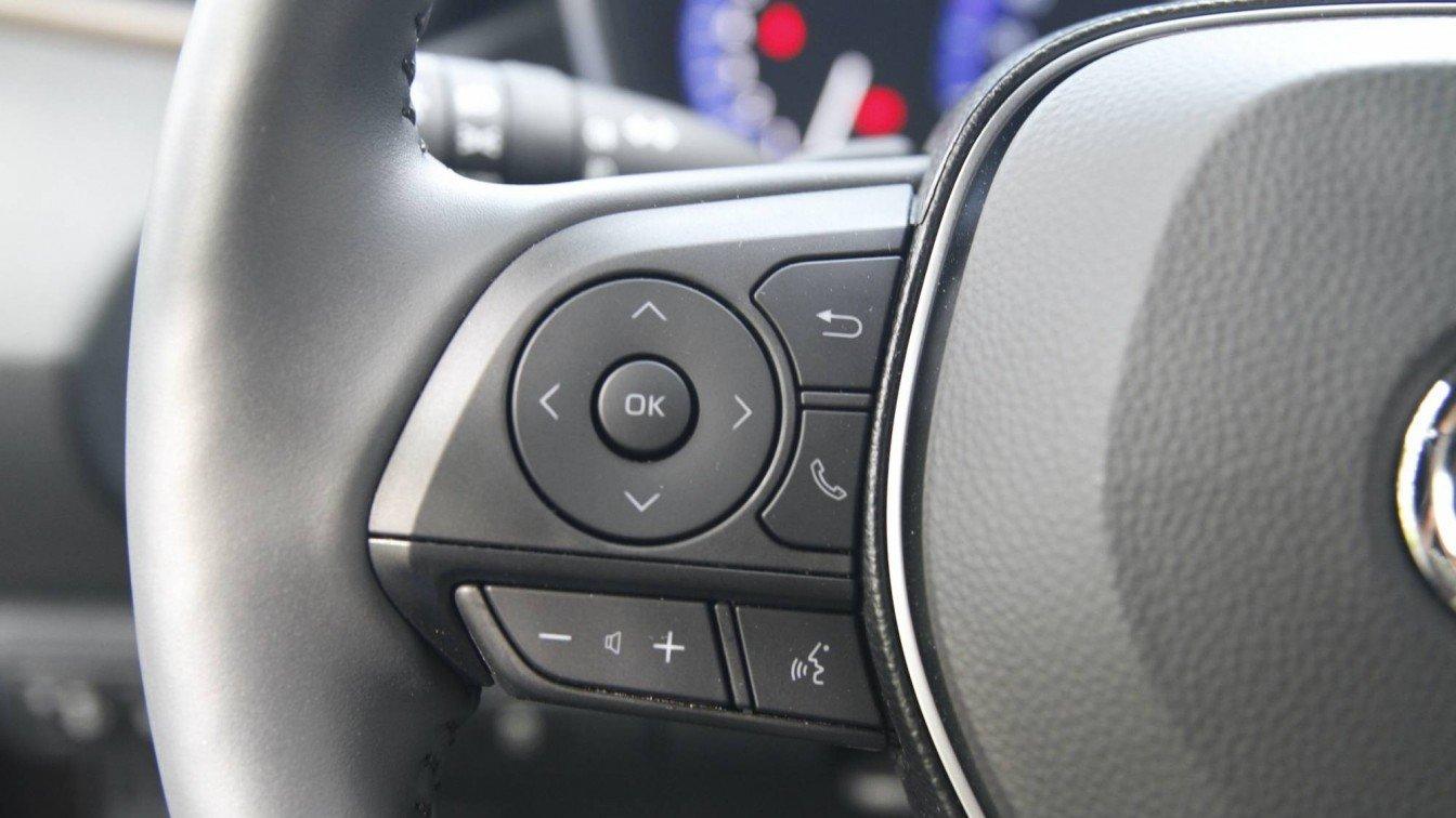 Toyota Corolla Touring Sports 2.0 Hybrid Trek
