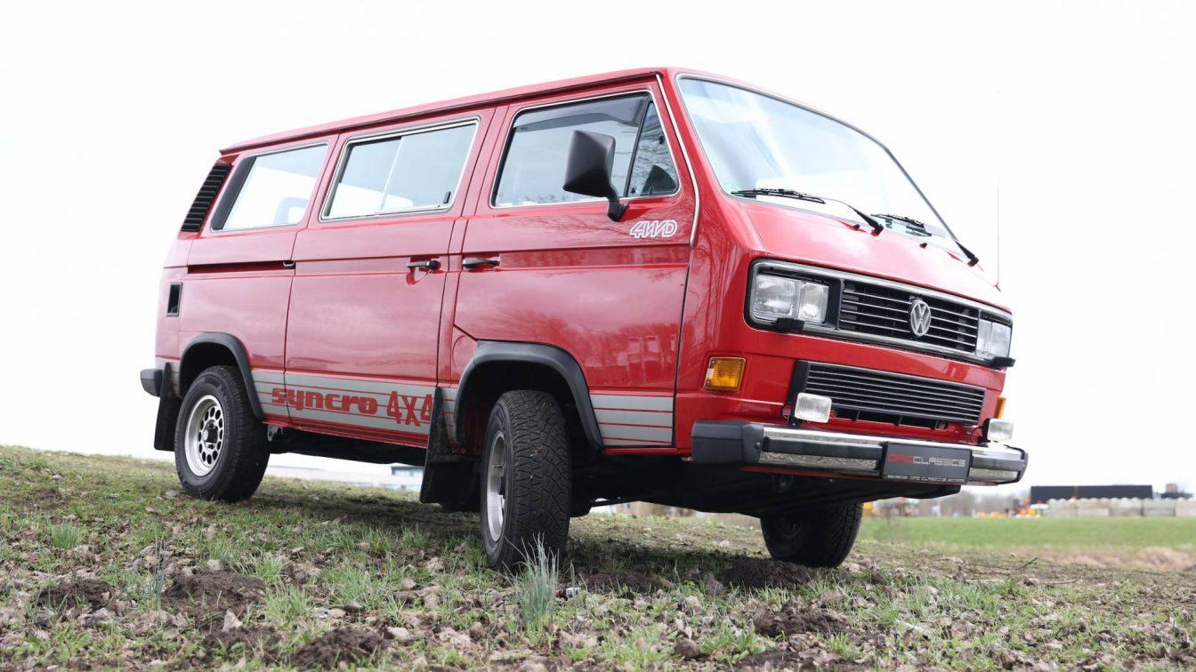 Volkswagen Transporter T3 Caravelle GL Syncro