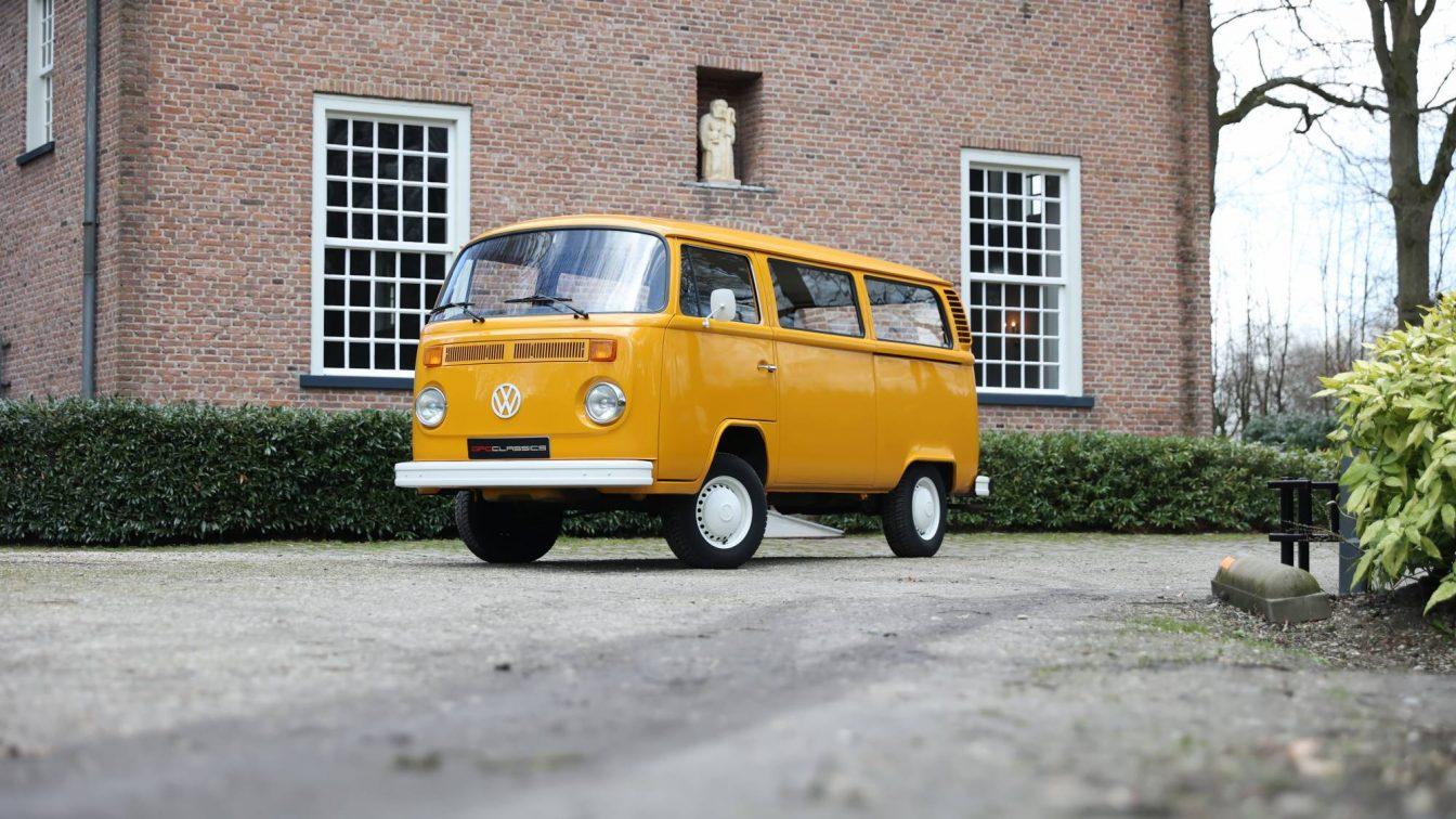 Volkswagen Transporter T2 Combi