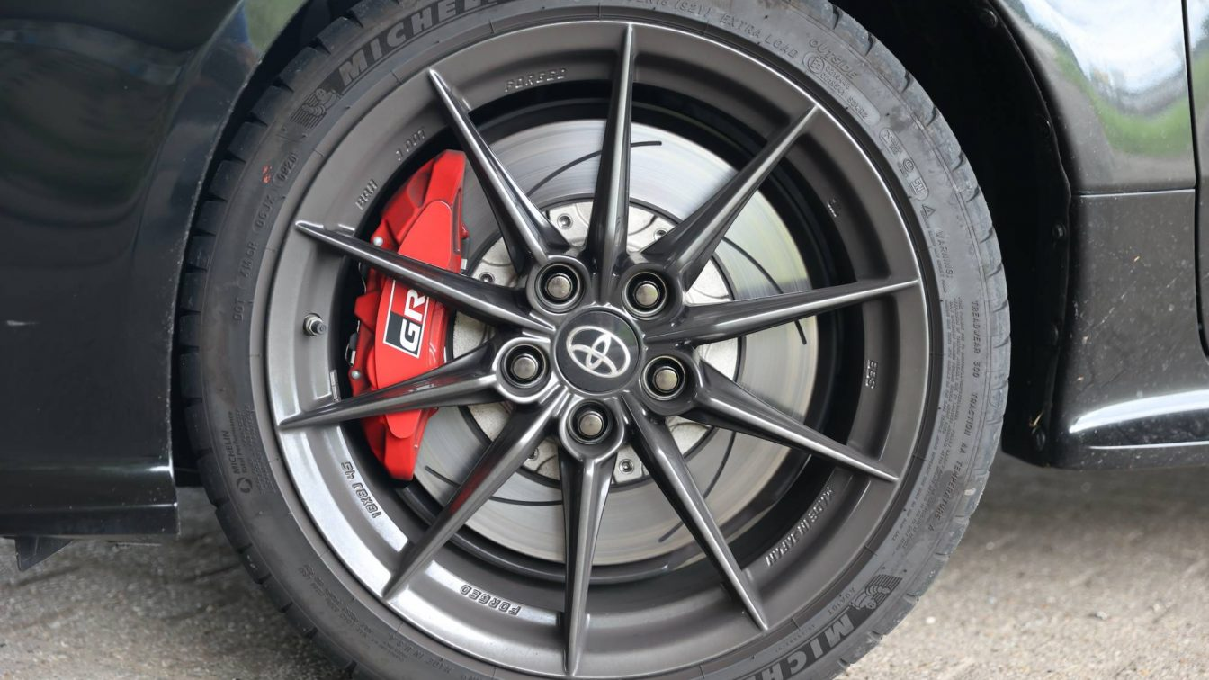 Toyota Yaris GR 1.6 AWD Performance