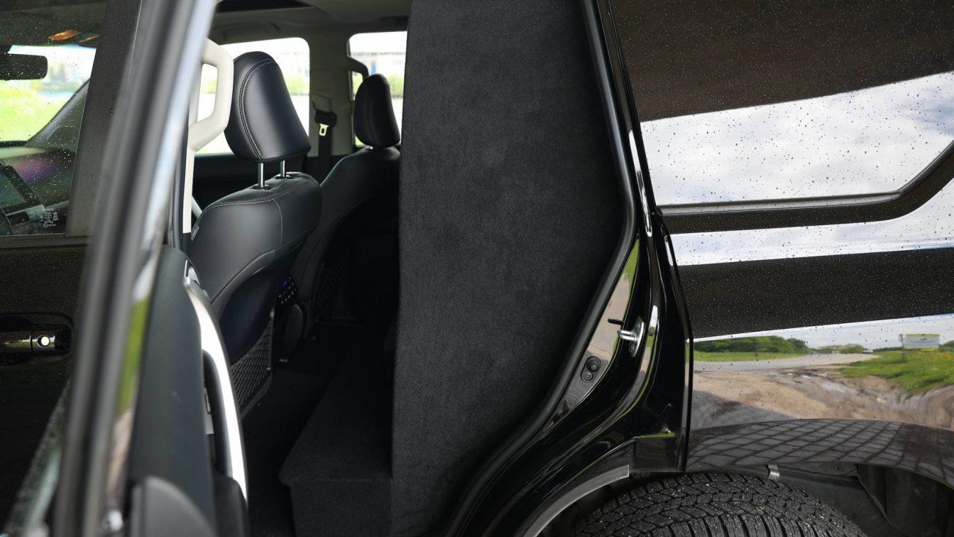 Toyota Land Cruiser 2.8 D-4D Black Line TEC Edition