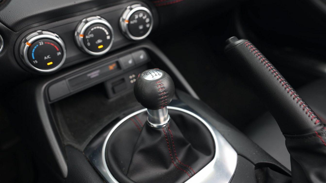 Mazda MX-5 Roadster 1.5 SkyActiv-G 131 TS+
