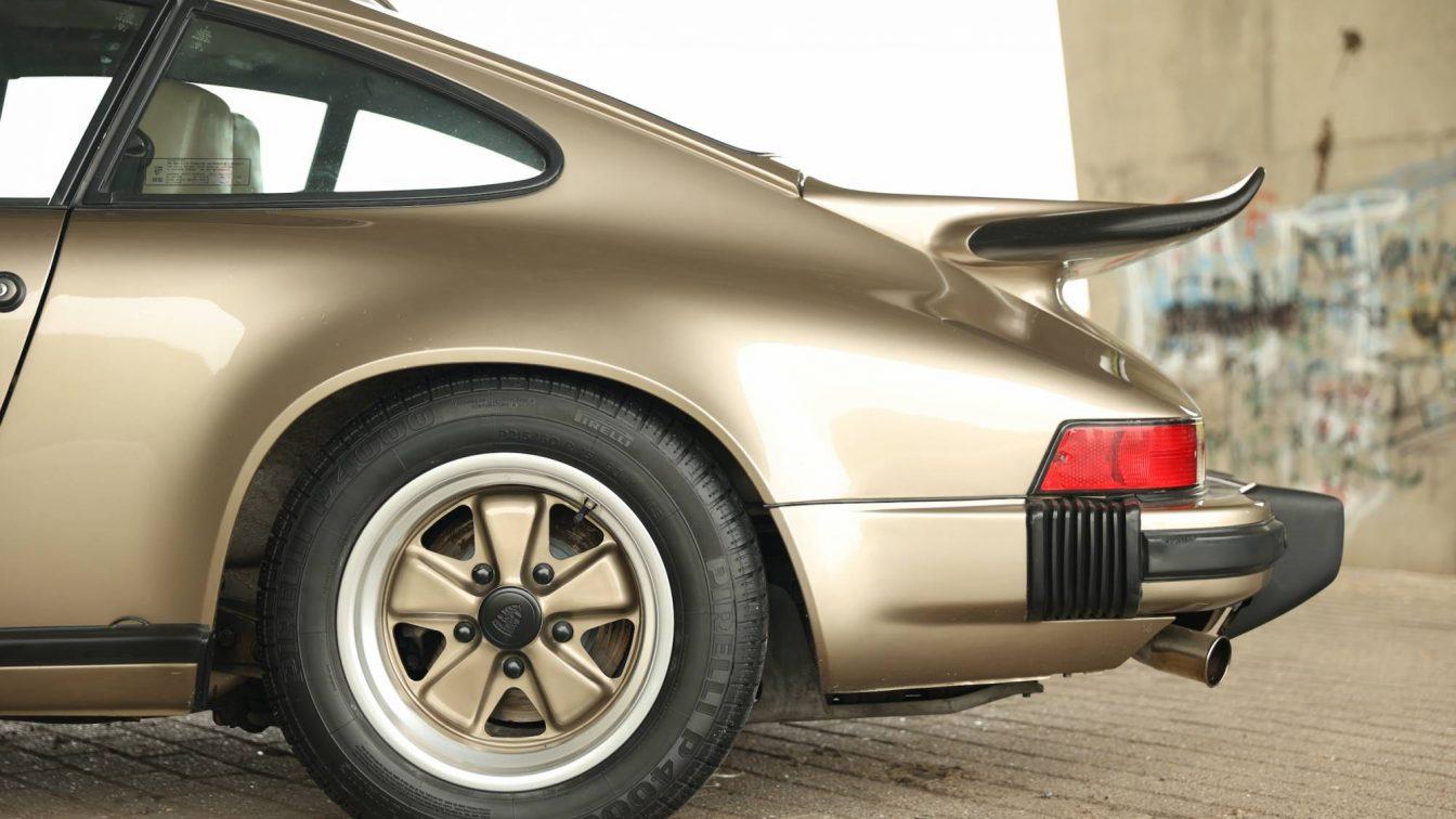 Porsche 911 3.0 SC Coupé Weissach