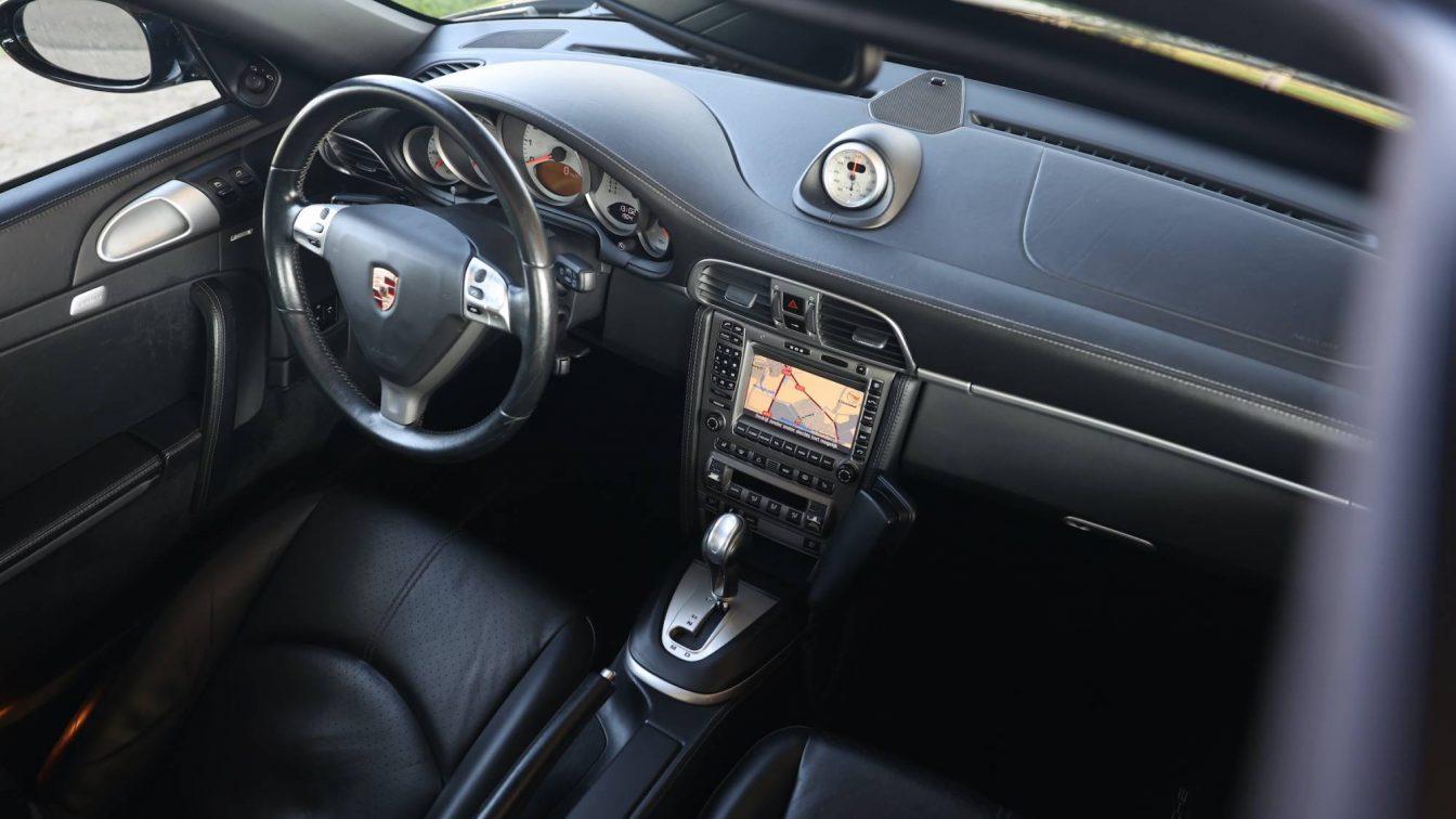 Porsche 911 997 Carrera 4S Coupé