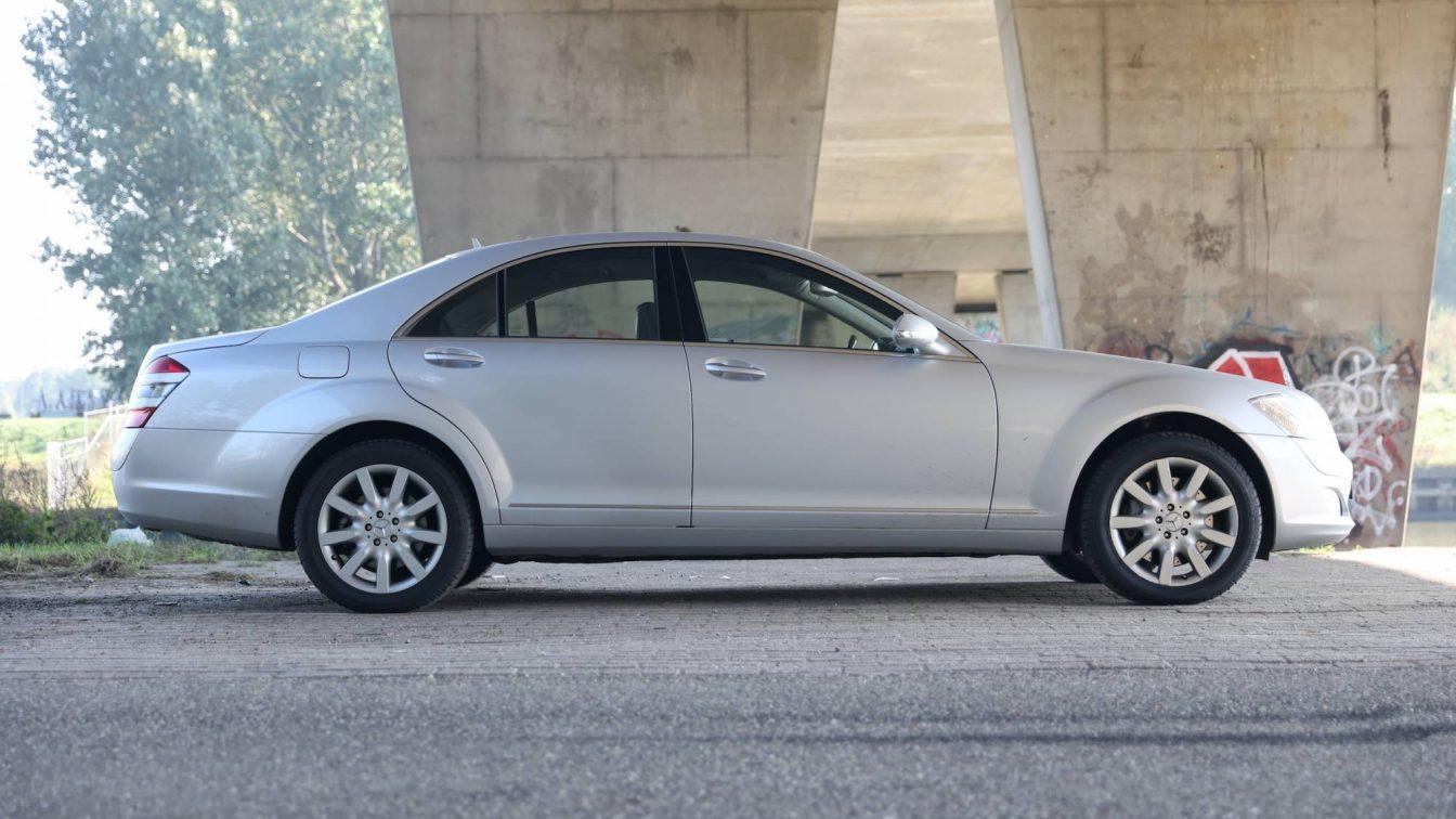 Mercedes-Benz S-Klasse S500