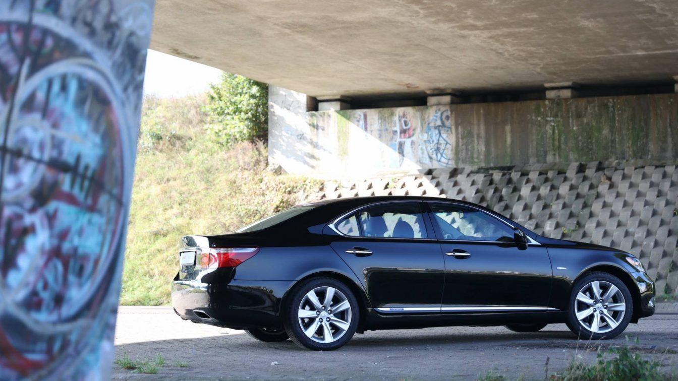 Lexus LS 600H Executive
